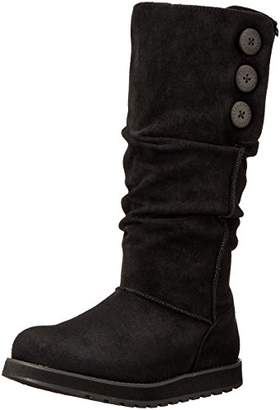 Skechers Women's Keepsakes-Big Button Slouch Tall Winter Boot $63.21 thestylecure.com