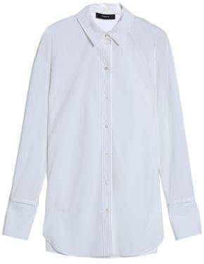 Theory Stretch-Cotton Shirt