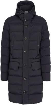 Moncler Dartmoor Long Hooded Jacket