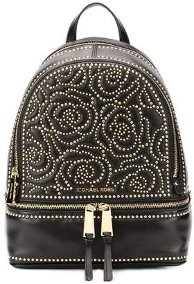 45bff3977edc Michael Kors Black Women's Backpacks - ShopStyle