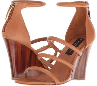 Donna Karan Rachel Multi Strap Women's Dress Sandals