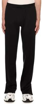 Valentino Men's VLTN Straight-Leg Jersey Track Pants