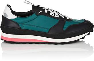 Givenchy Men's Runner Mixed-Material Sneakers