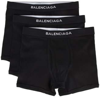 Balenciaga three piece boxer set