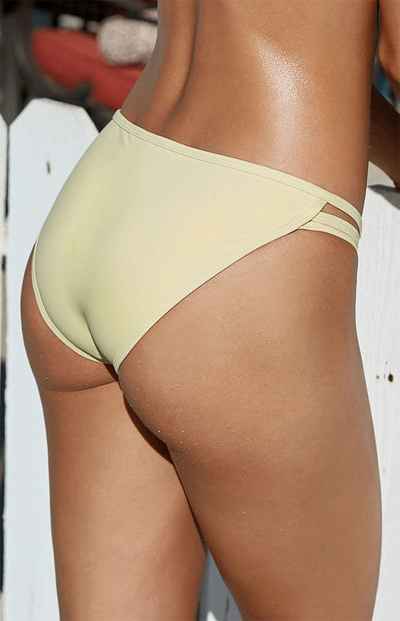 Kirra Strappy Side Brief Bikini Bottom