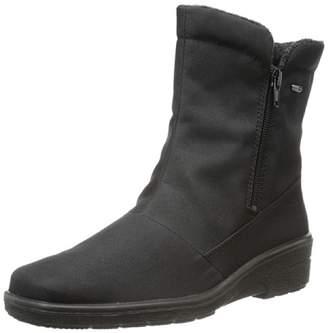 ... Jenny Womens München-St Snow Boots Black Schwarz (schwarz 06) Size  99ff021c2f