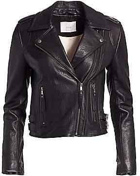 Joie Women's Leolani Leather Jacket
