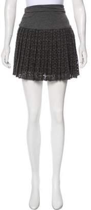 Diane von Furstenberg Dublette Knit Skirt