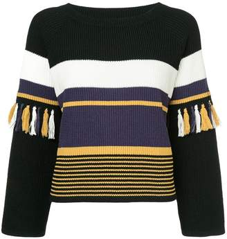 Coohem tech knit sweater
