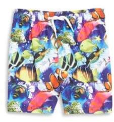 Appaman Baby's Fish Swim Trunks
