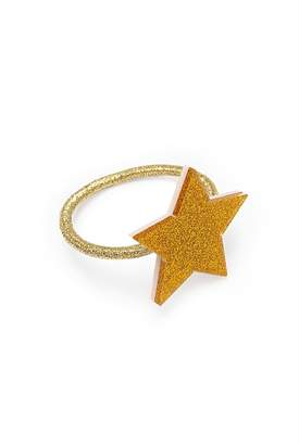 Country Road Star Glitter Hair Tie