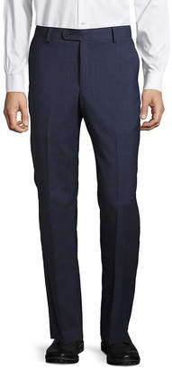 Saks Fifth Avenue Wool Flat Front Pant
