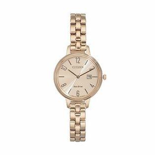 CitizenCitizen Eco-Drive Women's Chandler Stainless Steel Watch - EW2443-55X