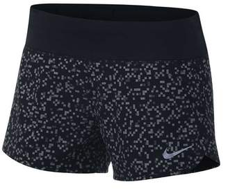 "Nike Women's Flex 3"" Printed Running Shorts"
