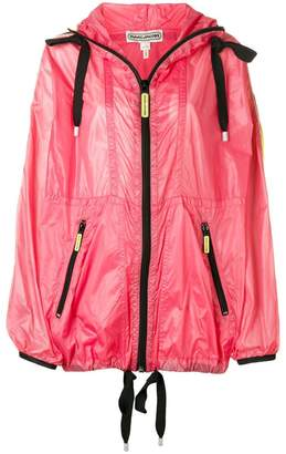 Marc Jacobs hooded lightweight windbreaker