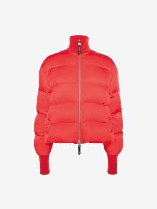 Alexander McQueen Quilted Puffer Jacket