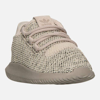 adidas Boys' Toddler Tubular Shadow Knit Casual Shoes