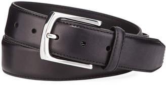 Neiman Marcus Men's Leather Belt