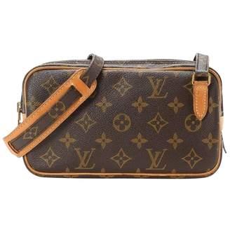 6ce9b8c49f06 ... Louis Vuitton Cloth crossbody bag