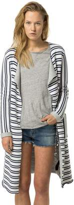 Tommy Hilfiger Double Face Long Cardigan