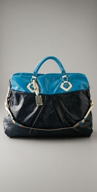 Marc by Marc Jacobs Dr. Q Colorblock Delancey Weekend Tote