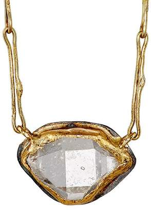 Judy Geib Women's Marquise Pendant Necklace