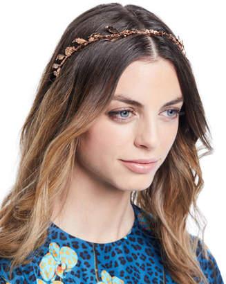 Jennifer Behr Delicate Laurel Leaf Headband