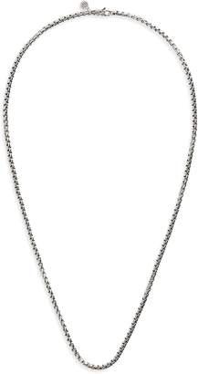 John Hardy Naga Box Chain Necklace