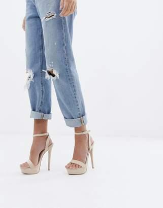 Simmi Shoes Simmi London Scandal platform heeled sandals