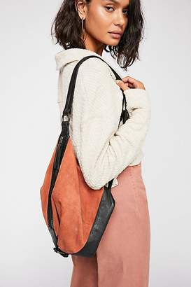 Serena Suede Slouchy Backpack