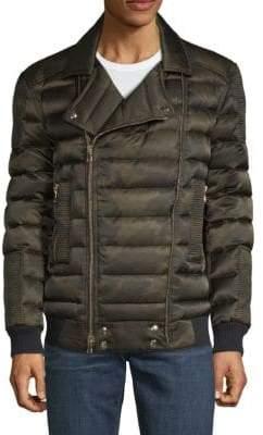 Balmain O-Doudoune Motard Jacket