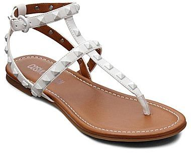 JCPenney Cosmopolitan Decadent Thong Sandals