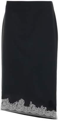 Tibi Lou Lou Applique Skirt