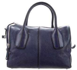 Tod's Leather D-Styling Satchel