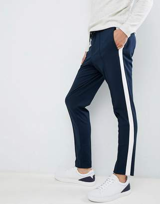 Selected Track Stripe Pant