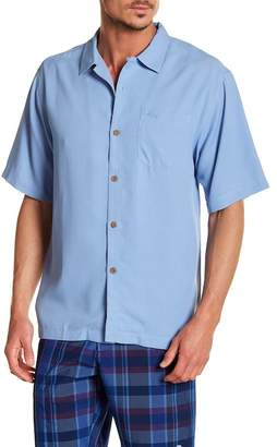 Tommy Bahama Royal Bermuda Short Sleeve Original Fit Shirt