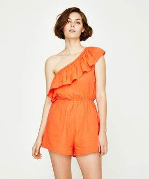 The Fifth Label Verse Playsuit Scarlet