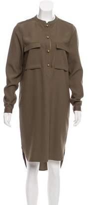 DAY Birger et Mikkelsen Long Sleeve Midi Dress