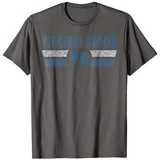 Hipster Vintage Virginia Beach Virginia Retro T-Shirt