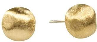 """Marco Bicego Africa Collection"""" 18K Yellow Gold Round Stud Earrings"""