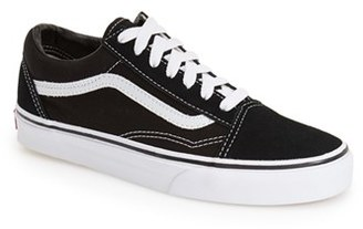 Women's Vans Old Skool Sneaker $59.95 thestylecure.com