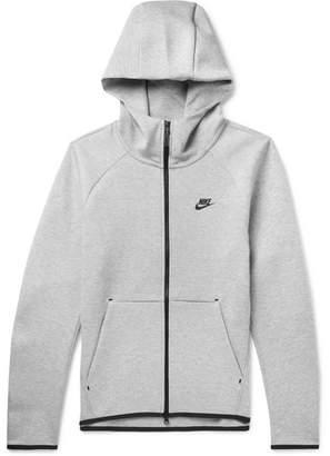 Nike Cotton-Blend Tech Fleece Hoodie