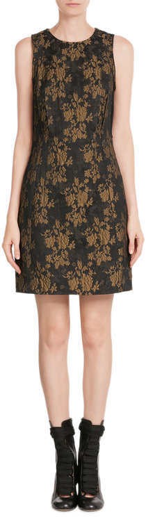 3.1 Phillip Lim 3.1 Phillip Lim Brocade Cocktail Dress