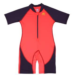 Nozone Kids Ultimate One-Piece Sun Protective UPF 50+ Swimsuit in