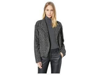BCBGeneration Asymmetric Zip Jacket Women's Coat