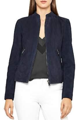 Reiss Aries Suede Jacket - 100% Exclusive