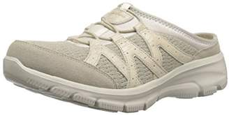 Skechers Women's Glazed-Color Update to The Favorite Easy Going-Repute Mule