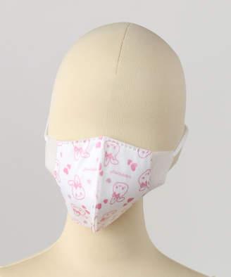Mother garden うさももちゃん 不織布立体マスク 10枚入り(C)FDB