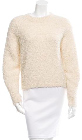 Isabel MarantIsabel Marant Bouclé Crew Neck Sweater