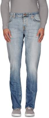 Nudie Jeans Denim pants - Item 42476235MQ